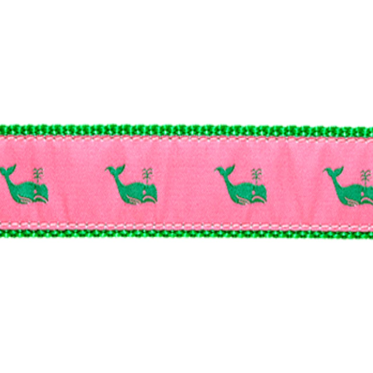 PRESTON Kelly Whale Dog Collar