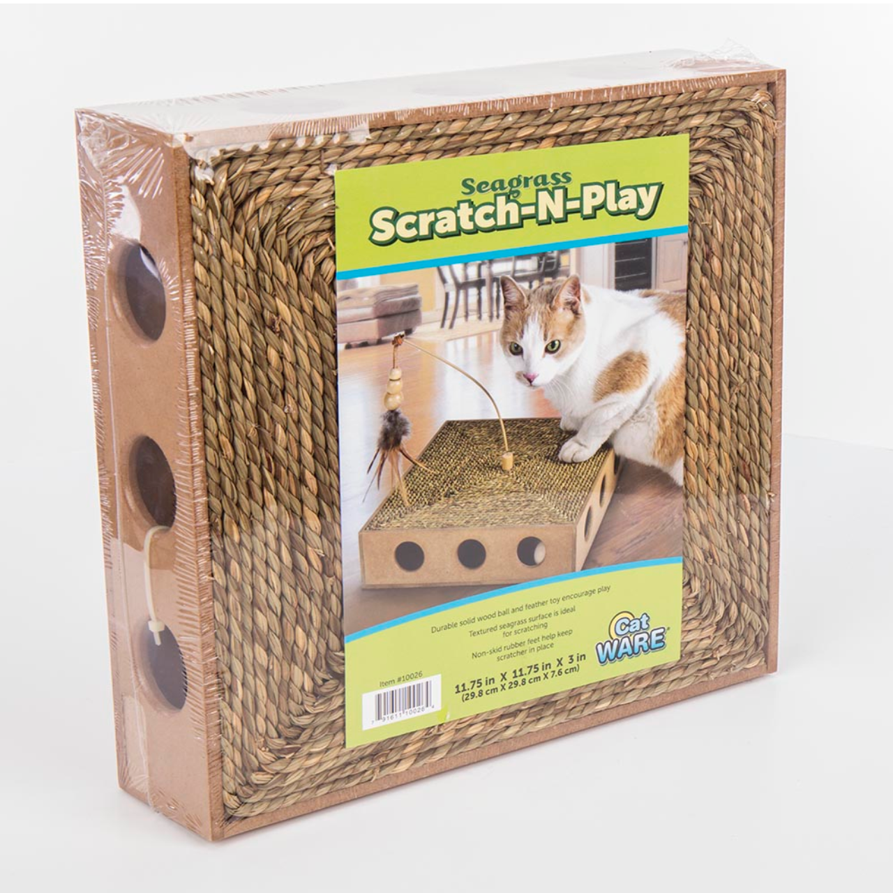 WARE SEAGRASS SCRATCH N PLAY        8