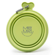 Messy Mutts Green Silicone Collapsible Bowl  Small