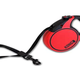 KONG Small Terrain  Retractable Leash Red