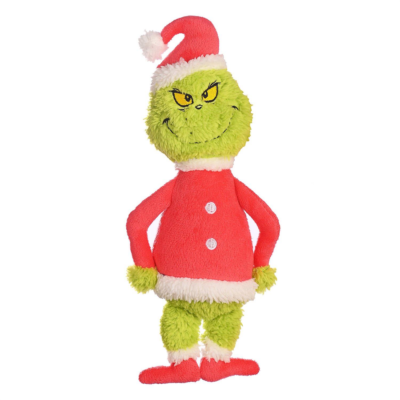 """FETCH 9""""Santa dog toy"""