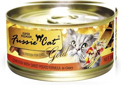 Fussie Cat Chicken With Sweet Potato Formula 2.8 oz
