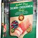Fussie Cat Market Fresh - Salmon & Chicken Meal 4#