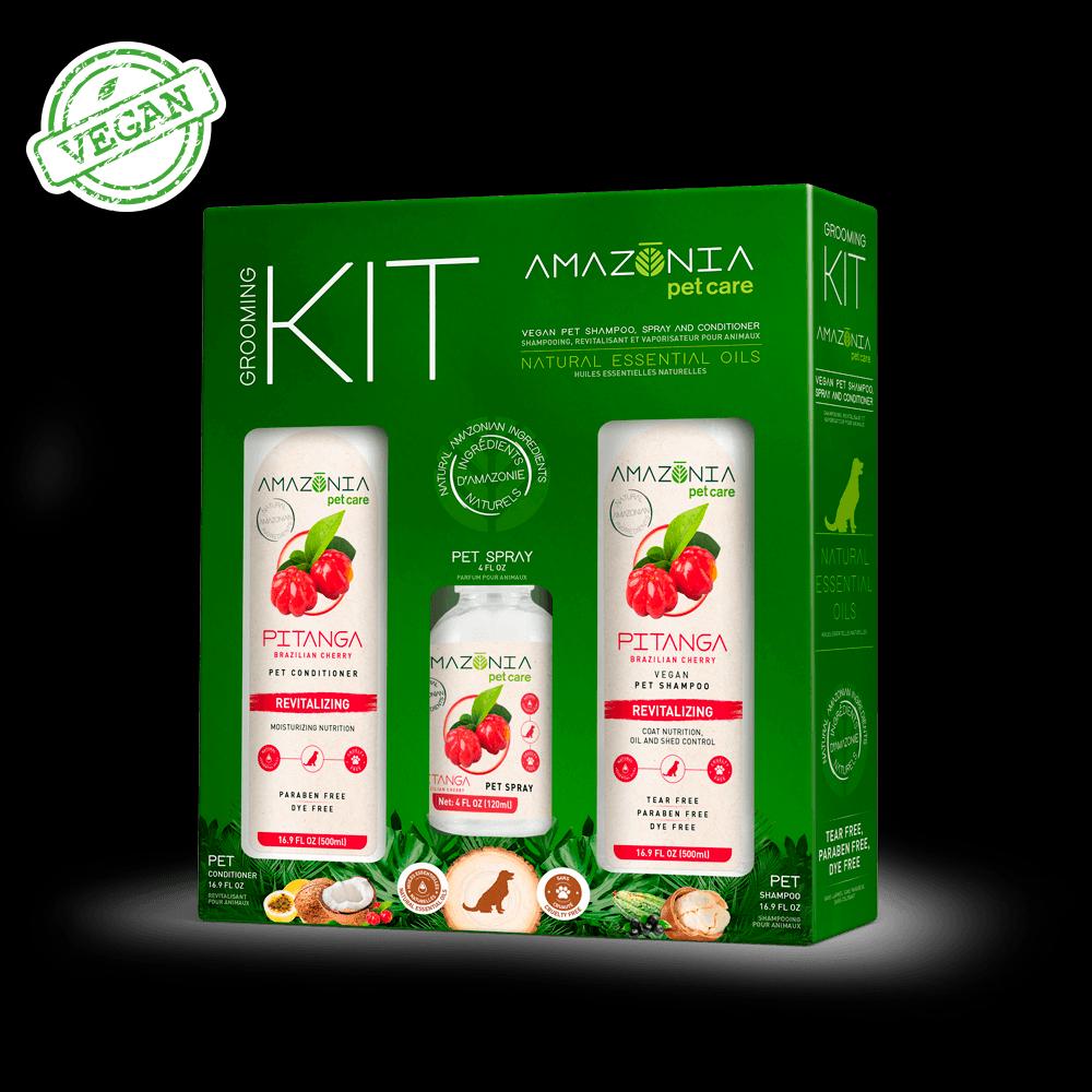 AMAZONIA Amazonia Pitanga Grooming Kit