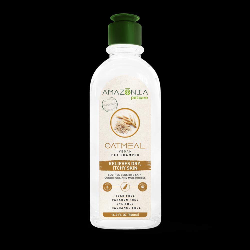 AMAZONIA Amazonia Oatmeal Shampoo