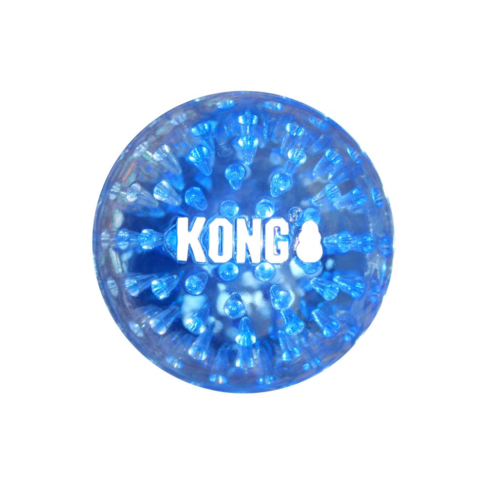 KONG Squeezz Geodz 2-Pack Large