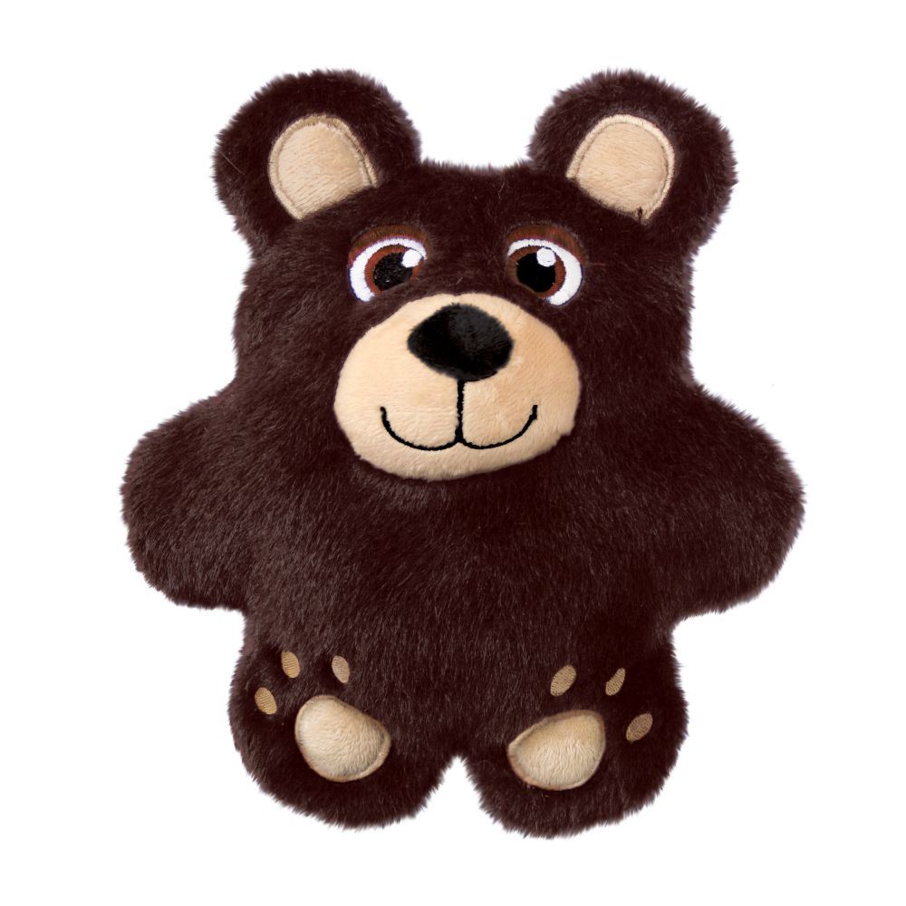 KONG Snuzzles Bear Brown-MD Dog Toy
