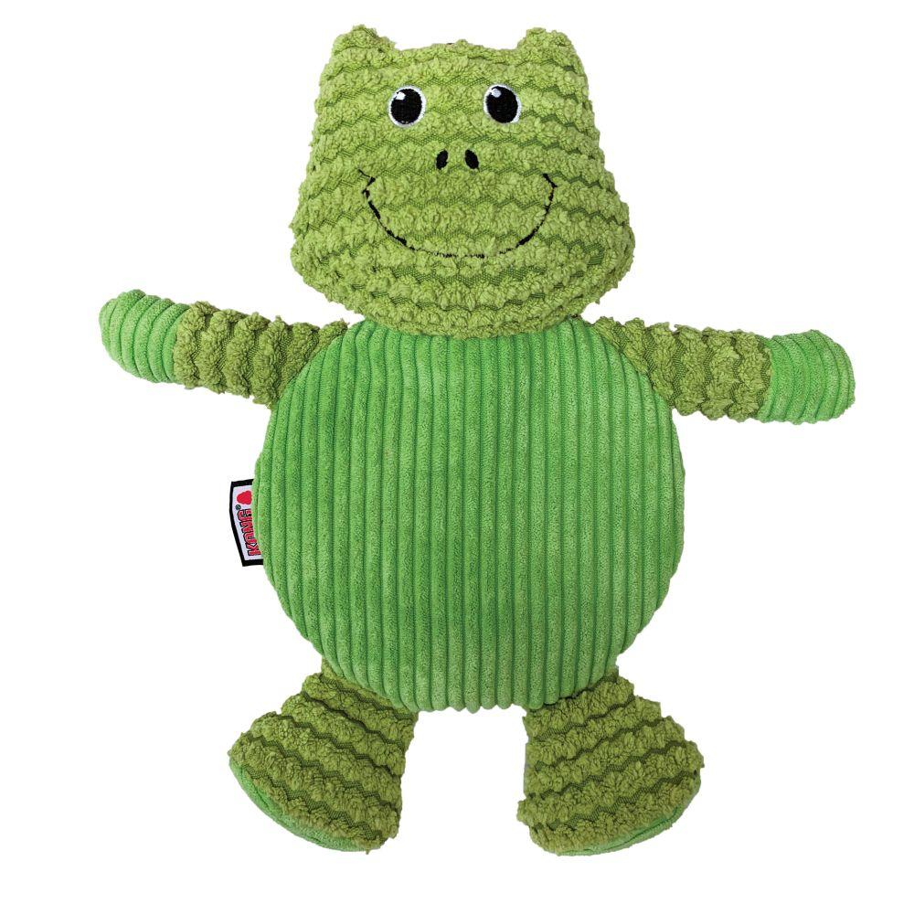 KONG Crackle Tummiez Frog