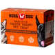 Boss Nation Brands Inc. Pumpkin/Cinna Frozen Yogurt 8/4pk 3.5oz