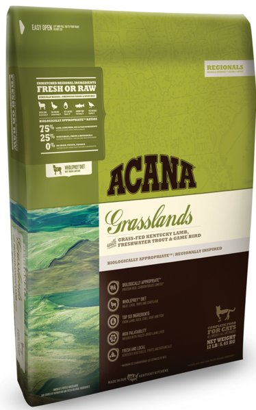 Champion Pet Foods ACANA C GRASSLANDS 4# GF