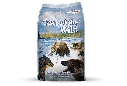 DIAMOND PET FOODS Taste of the Wild Pacific Stream 15lb Grain Free Dry Dog Food