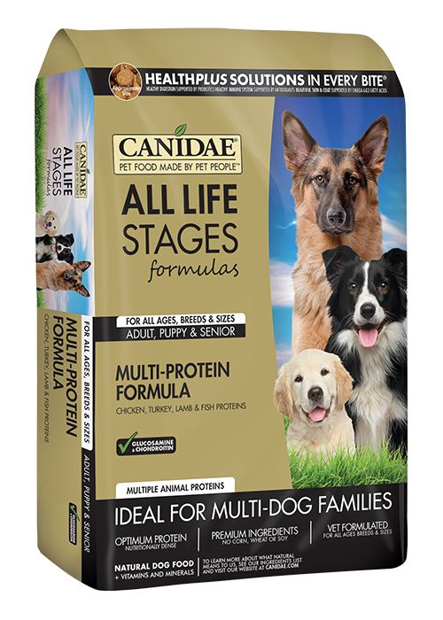 Canidae All Life Stages Chicken, Turkey, Lamb & Fish Dog 30lb