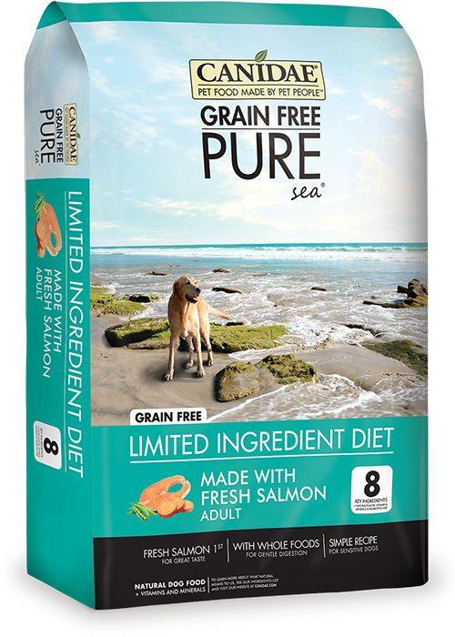Canidae Canidae Pure Sea Grain Free Salmon 4lb