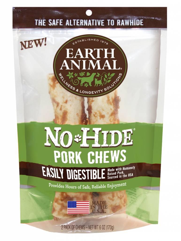"EARTH ANIMAL Earth Animal No Hide Pork Stix 7"" 2pk"