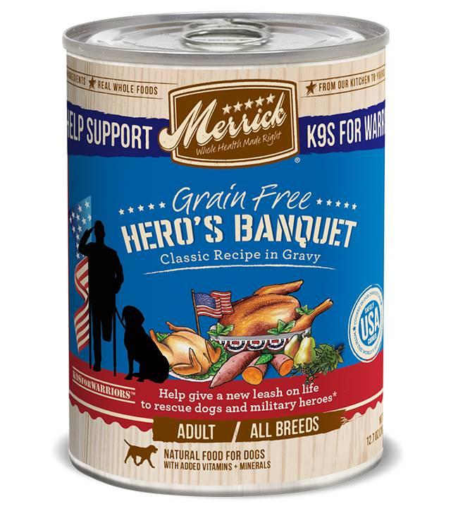 Merrick MerrickHero's Banquet 12.7oz