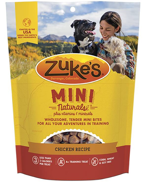 Merrick Zuke's Mini Natural Chicken 6oz