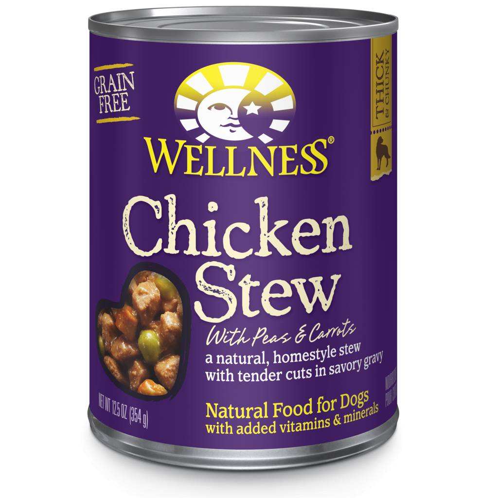Wellness Wellness Chicken Stew Dog 12.5oz