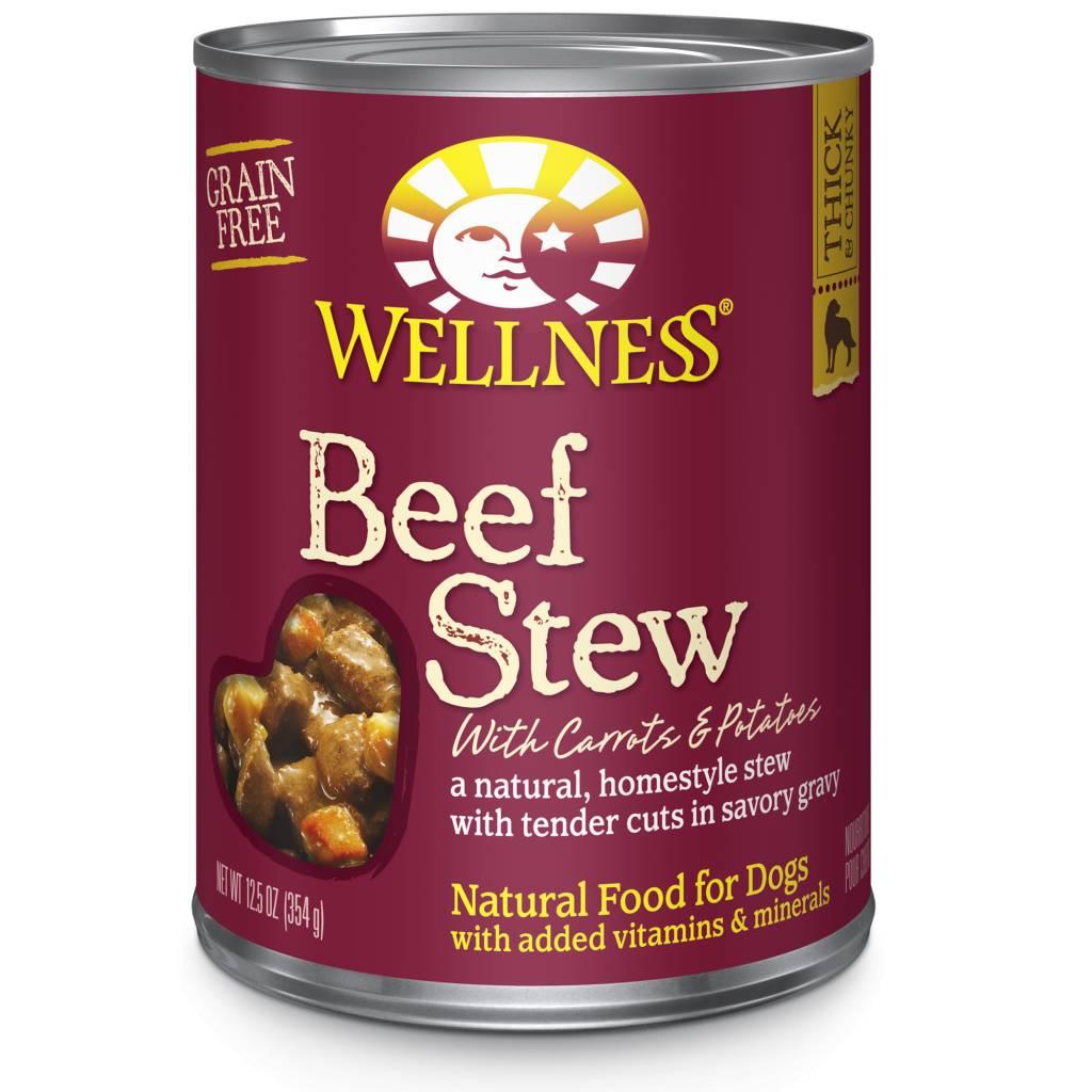Wellness Wellness Beef Stew Dog 12.5oz