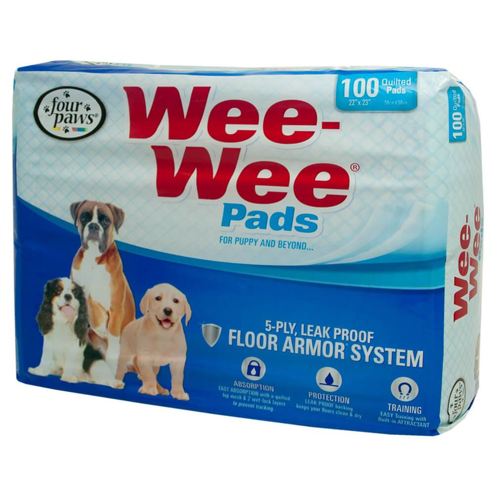 FOUR PAWS Wee Wee Pad Puppy 100pk