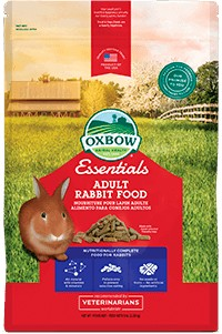 OXBOW PET PRODUCTS Oxbow Essential Adult Rabbit 5lb