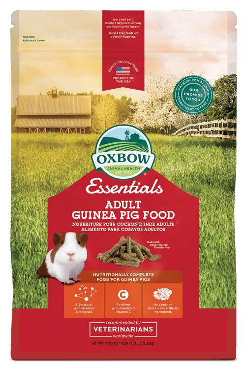 OXBOW PET PRODUCTS Oxbow Essential Adult Guinea Pig 5lb
