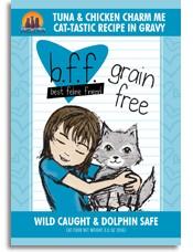 WERUVA Weruva BFF Tuna & Chicken Charm Me 3oz Grain Free Pouch Cat Food