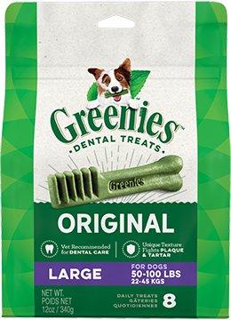 GREENIES Greenies Dog Large 12oz