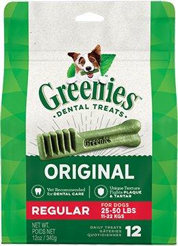 GREENIES Greenies Dog Regular 12oz
