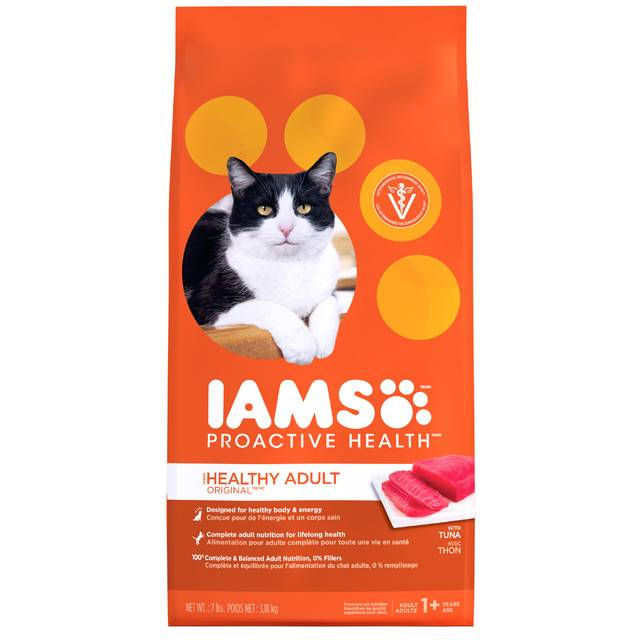 IAMS Iams Proactive Health Adult w/ Tuna 7lb