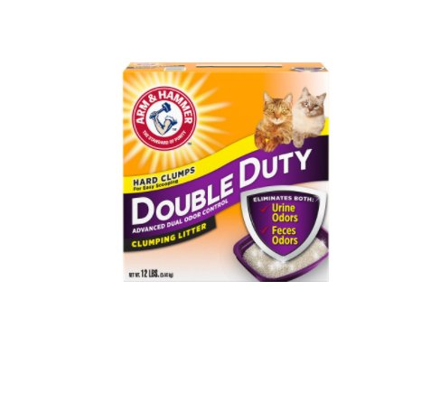 CHURCH AND DWIGHT Arm & Hammer Double Duty Clumping Litterl
