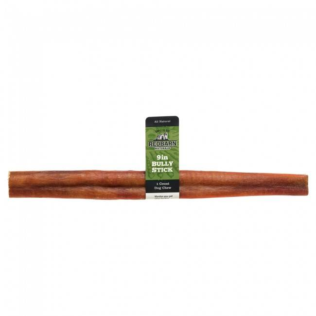 REDBARN PET PRODUCTS INC Redbarn Natural Bully Stick 9""