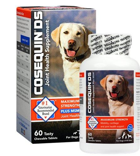 NUTRAMAX - COSEQUIN    D Cosequin Joint Health Supplement Max Strength 60ct