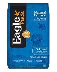 Eagle Pack Eagle Pack Original Dog Food Chicken & Pork 30lb