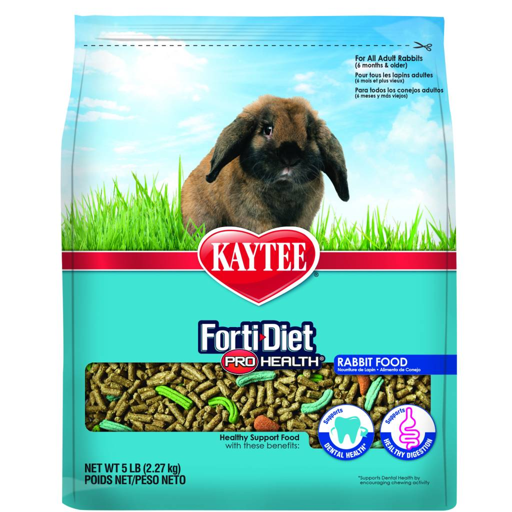 KAYTEE PRODUCTS INC Forti-Diet Prohealth Adult Rabbit 5lb