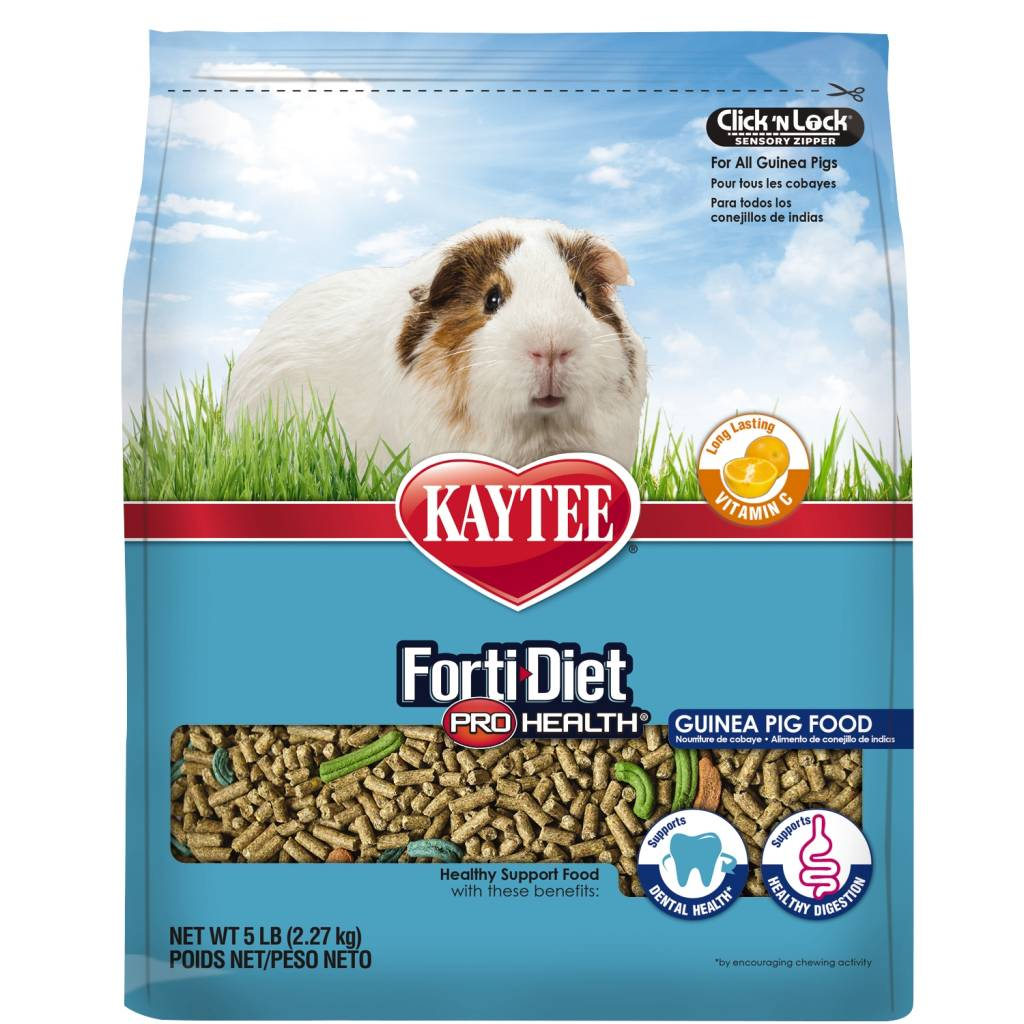 KAYTEE PRODUCTS INC Forti-Diet Prohealth Guinea Pig 5lb