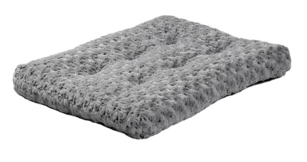 MIDWEST CONTAINER 46x29 OMBRE SWIRL BED - GRAY