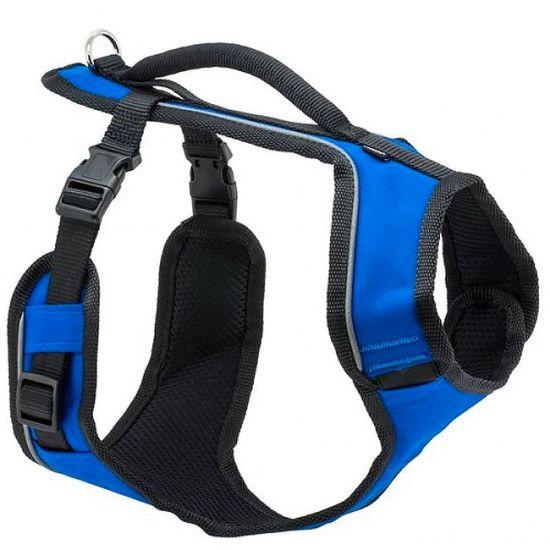 PETSAFE Easysport Harness Medium-Blue
