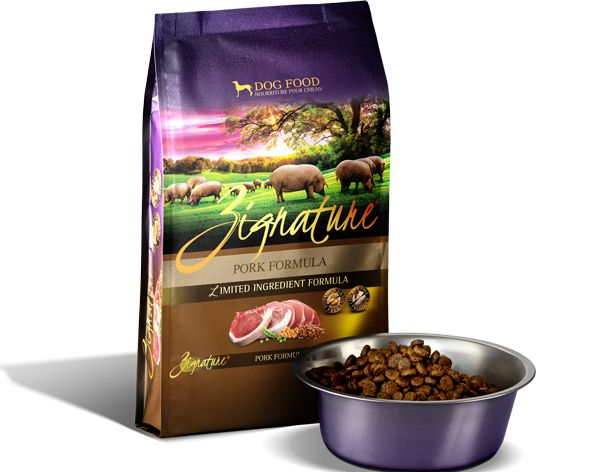 PETS GLOBAL ZIGNATURE PORK FORMULA - 4#