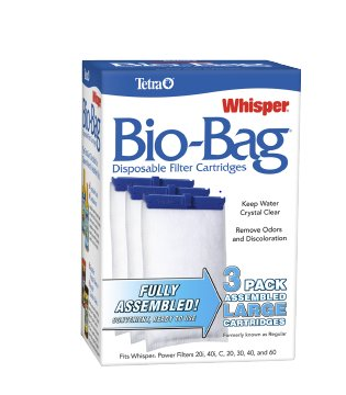 Spectrum Brands Whisper Bio-Bag Cartridge Large 3 pack