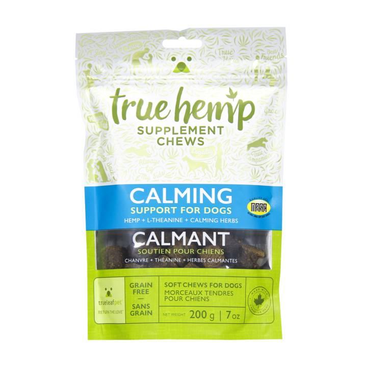 True Hemp True Hemp Calming Support Chews for Dogs 7oz