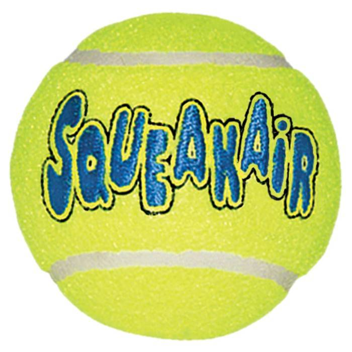 KONG Kong Squeakair Ball Medium, 3 pack