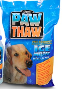 PESTELL Pestell Paw Thaw Pet Friendly Ice Melt 25lb