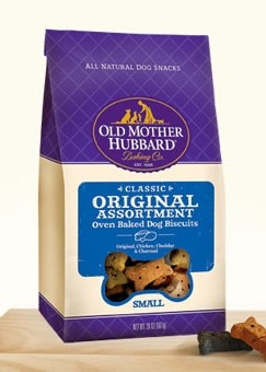 OLD MOTHER HUBBARD Old Mother Hubbard Crunchy Assorted Mini 3lb
