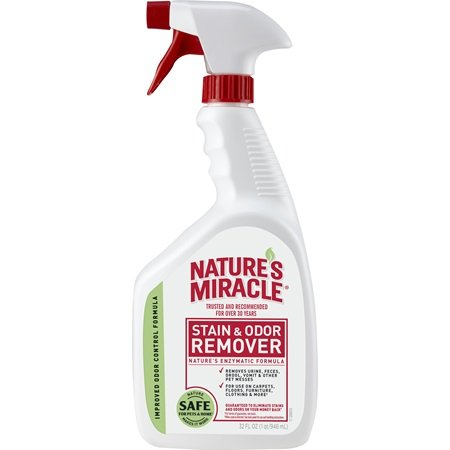 Spectrum Brands Nature's Miracle Stain & Odor Remover 24oz