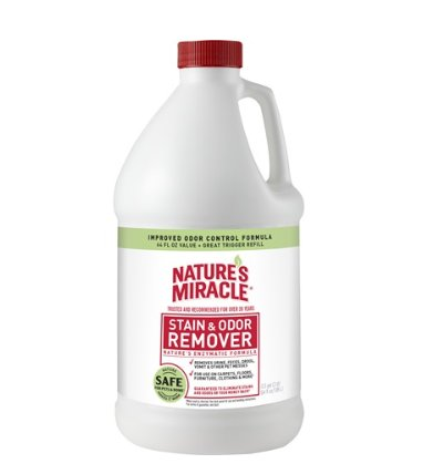 Spectrum Brands Nature's Miracle Stain & Odor Remover 1Gal