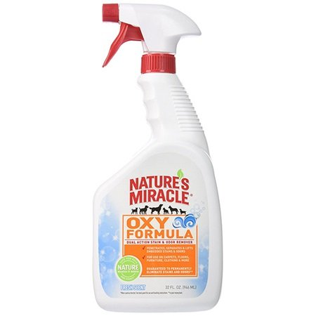 Spectrum Brands Nature's Miracle Oxy Formula Stain & Order Remover 32oz