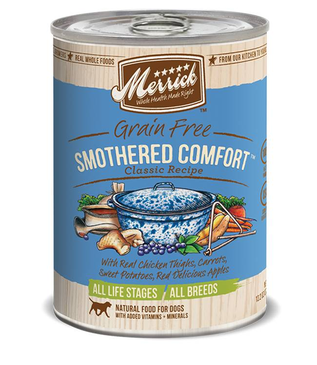 Merrick Merrick Class Smothered Comfort Canned Dog Food 12.7oz