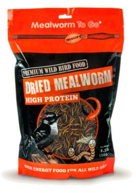 UNIPET USA Mealworm to Go-30oz