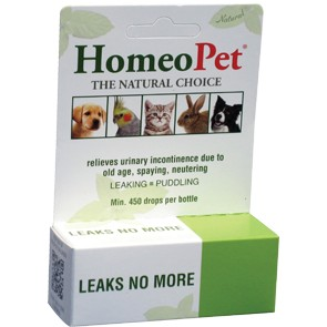 HOMEOPET HomeoPet Leaks No More Supplement