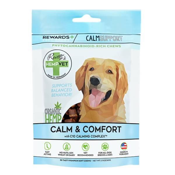 hempvet HempVet Calm Support Dog Chews 30ct